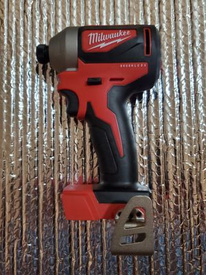 Milwaukee M18 Brushless Impact Driver BRAND NEW for Sale in Dallas, TX