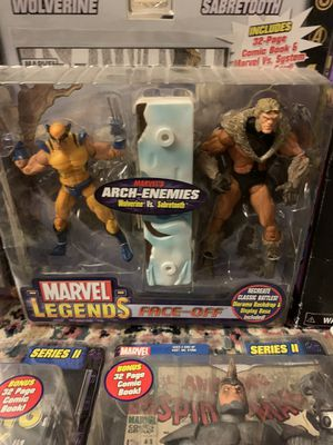 Marvel toy lot for Sale in Tacoma, WA