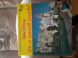 Walt Disney's It's A Small World Vynil Record for Sale in Lawton, OK