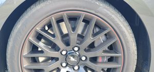 Mustang rims and tires for Sale in Fresno, CA