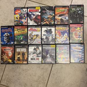 PlayStation 2 Games for Sale in Hialeah, FL