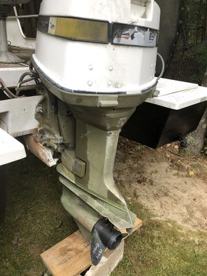 85 hp Johnson outboard for Sale in Hope Valley, RI