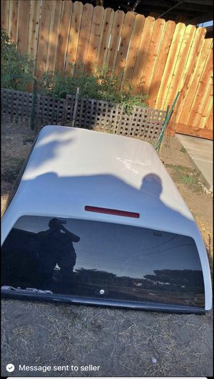 Camper shell for Sale in Valley Home, CA