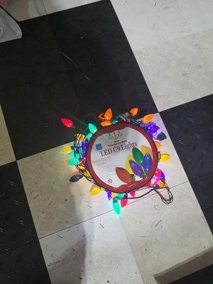 C9 led Christmas lights for Sale in Jackson, NJ