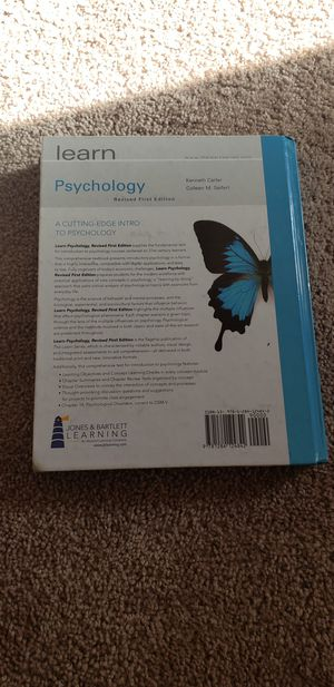 LEARN PSYCHOLOGY REVISED FIRST EDITION for Sale in San Diego, CA