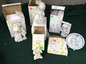 Precious moments collectibles - negotiable for Sale in Severn, MD