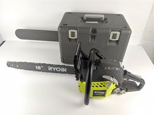 """18"""" Gas Chainsaw with Heavy Duty Case 2-Cycle for Sale in Tampa, FL"""