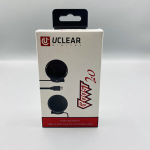 UCLEAR 2.0 Dual Microphone Speakers & Mounting Round Kit for Sale in Sanford, ME