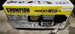 Champion winch for Sale in Waterford, MI
