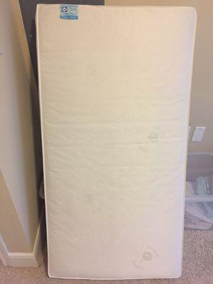Sealy crib mattress organic cotton for Sale in Houston, TX