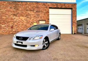 💨 2007_ Lexus GS350 3.5L 🆒 for Sale in Waterloo, IA