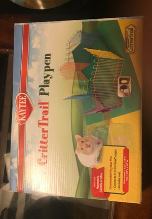 Kaytee CritterTrail Playpen for Sale in Amherst, VA