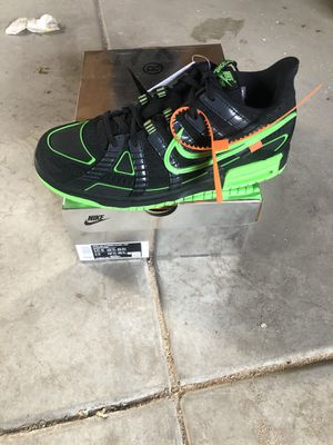NIKE AIR RUBBER DUNK X OFF—-WHITE for Sale in Los Angeles, CA