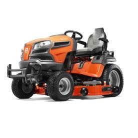 Husqvarna TS354D 25-HP V-twin Hydrostatic 54-in Gas Riding Lawn Mower with Mulching Capability for Sale in Hendersonville, TN