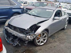 2003 Infiniti g35 coupe parts for Sale in Rancho Cordova, CA