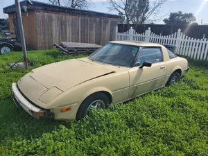 1985 Mazda Rx7 FB GSL for Sale in Los Banos, CA