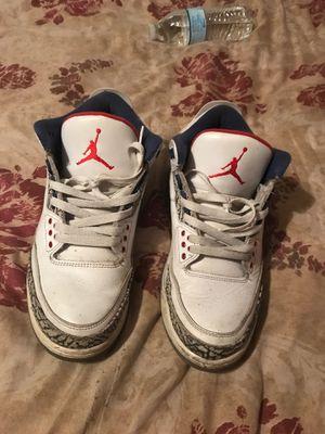 Jordan 3's , Size 9 Men $50 Or offer price . for Sale in Haines City, FL