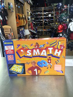 'Smath Game for Sale in Marlboro Township, NJ