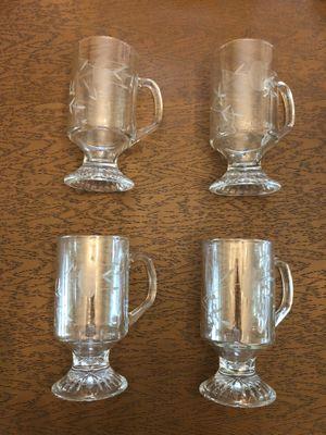 Irish mugs by Princess House for Sale in Charlottesville, VA
