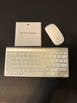 Apple wireless keyboard & magic mouse for Sale in Acworth, GA