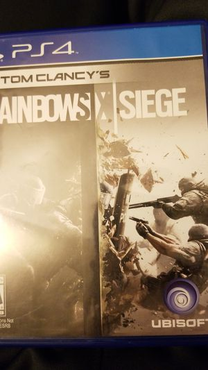 Rainbowssix siege for Sale in Vancouver, WA