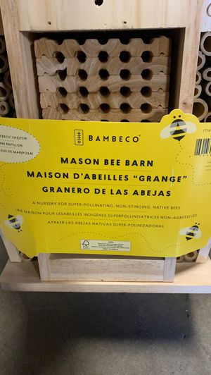 Mason bee barn for Sale in San Diego, CA