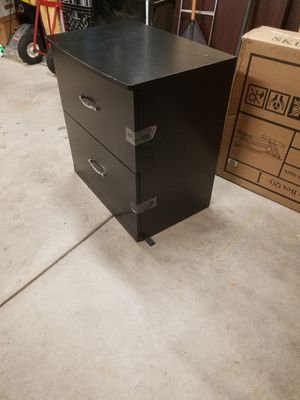 2 Drawer file cabinet for Sale in Aurora, CO