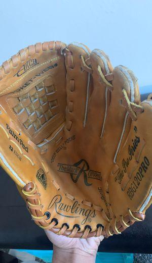 "Rawlings Baseball glove 12"" for Sale in Winston-Salem, NC"