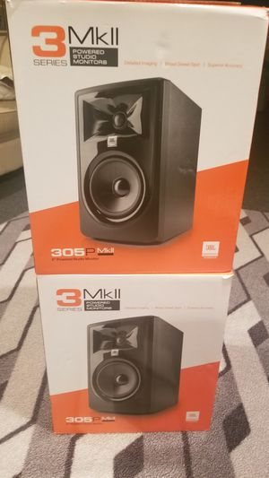JBL 305P MkII for Sale in Columbus, OH