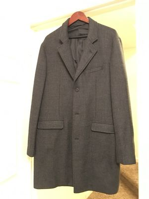 Men's Dress Coats (one black and one grey available) for Sale in Knoxville, TN