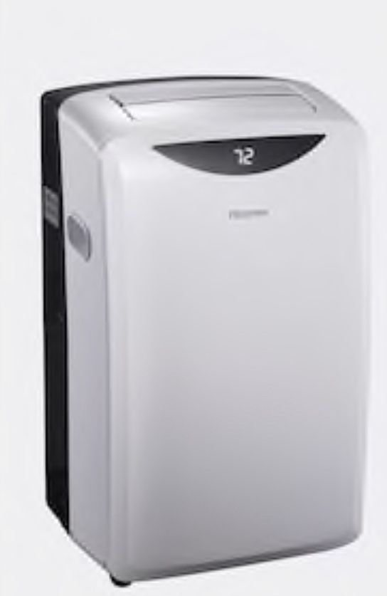 No Down Payment No Interest for 120 Days! Hisense 500-sq ft 115-Volt Portable Air Conditioner. Retails $499