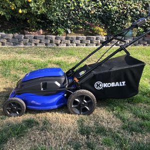 Kobalt Electric Mower for Sale in Brea, CA