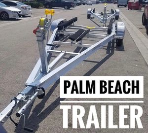 Tandem trailer for Sale in West Palm Beach, FL