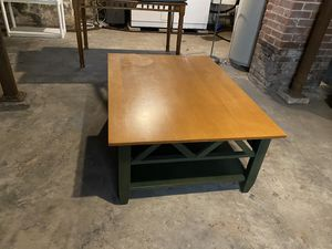 Coffee table 33 * 46 inches for Sale in Buffalo, NY
