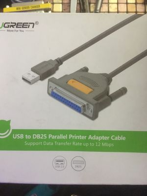 Usb to db25 for Sale in Los Angeles, CA