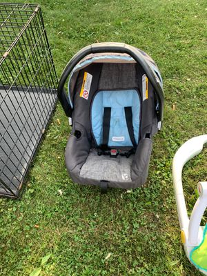 Car seat and booster for Sale in South Milwaukee, WI