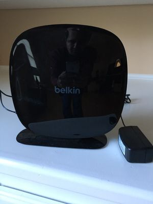 Belkin AC 750 wifi dual-band Router for Sale in Sudbury, MA
