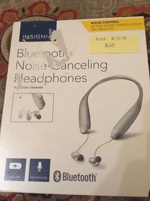 new style 10c7f c2576 Bluetooth Noise Cancelling Headphones for Sale in Lexington, KY