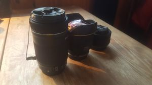 Cannon/Nikon Bundle CHECK IT OUT for Sale in Portland, OR