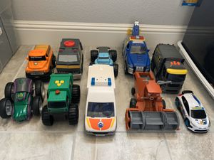 Vehicle toy set for Sale in San Ramon, CA