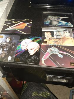 Star Trek Cards A Mix Of Everything for Sale in Clarksburg,  WV