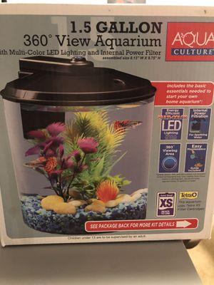 GoldFish Tank Aquarium for Sale in Norcross, GA