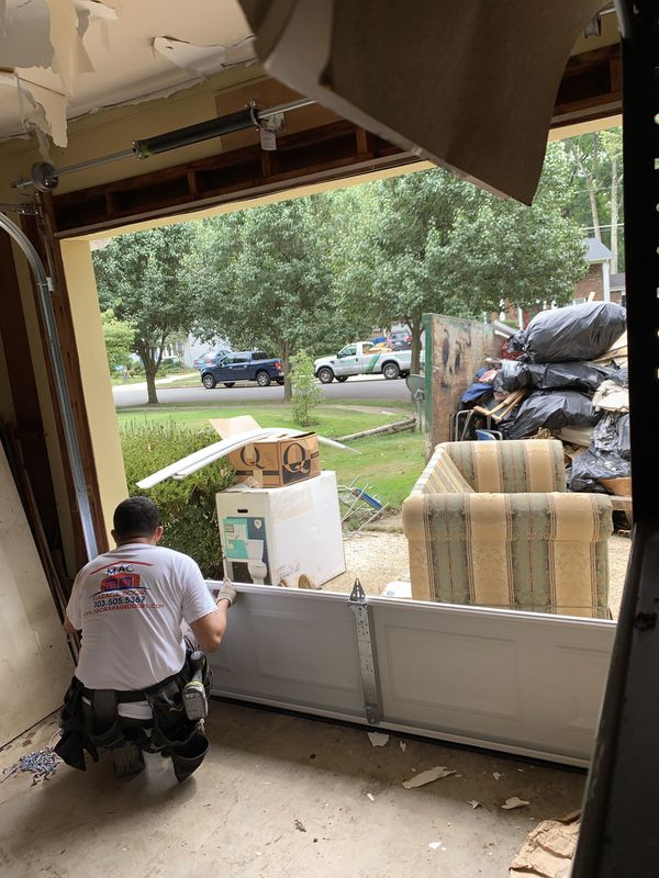 Garage doors and openers