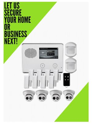 Free equipment and installation!! Alarm system and Security cameras!! JUST PAY MONTHLY for Sale in Tustin, CA