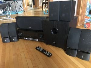 Entertainment system - theater system - sound systems for Sale in Duluth, MN