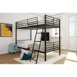 Twin Over Twin Convertible Bunk Beds With Mattresses. for Sale in Orlando,  FL