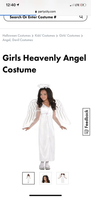 Angel costume for Sale in Fresno, CA