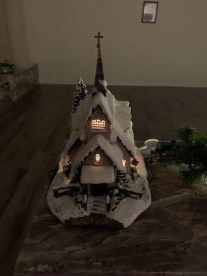 Church Christmas decoration for Sale in El Cajon, CA