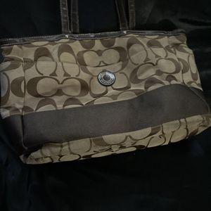 Coach Diaper Bag for Sale in Mount Laurel Township, NJ