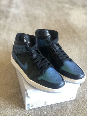Jordan 1 Iridescent Womens size 8 DS for Sale in Washington, DC